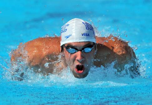 İnsan Yüzerkende Terler Mi?