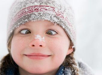 Kış Aylarında Dışarı Çıktığımızda Neden Burnumuz Kızarır?