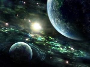 uzay 300x225 Işıl Işıl Yıldızlarla Dolu Olduğu Halde Uzay Neden Hep Siyahtır?