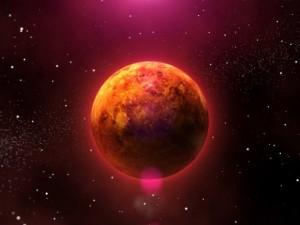 venüs 300x225 Güneşin Etrafındaki Tüm Gezegenler Aynı Yönde Dönerken , Uranüs ve Venüs Neden Onların Aksi Yönde Dönerler?