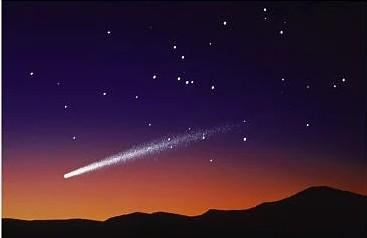 Yıldız kayması nasıl oluyor?