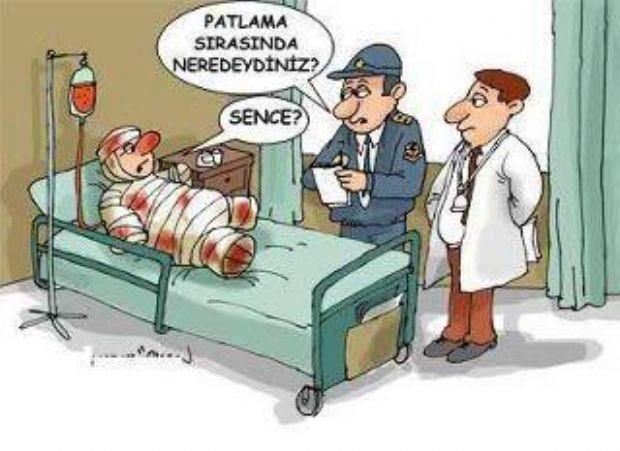 Biraz gülmece ! (Karikatür Arşiv)