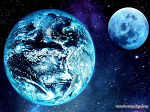 ay ve dünya 1