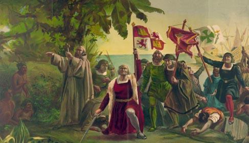 Colomb Amerikayı Keşfettiğinde Hangi Halkla Karşılaştı?