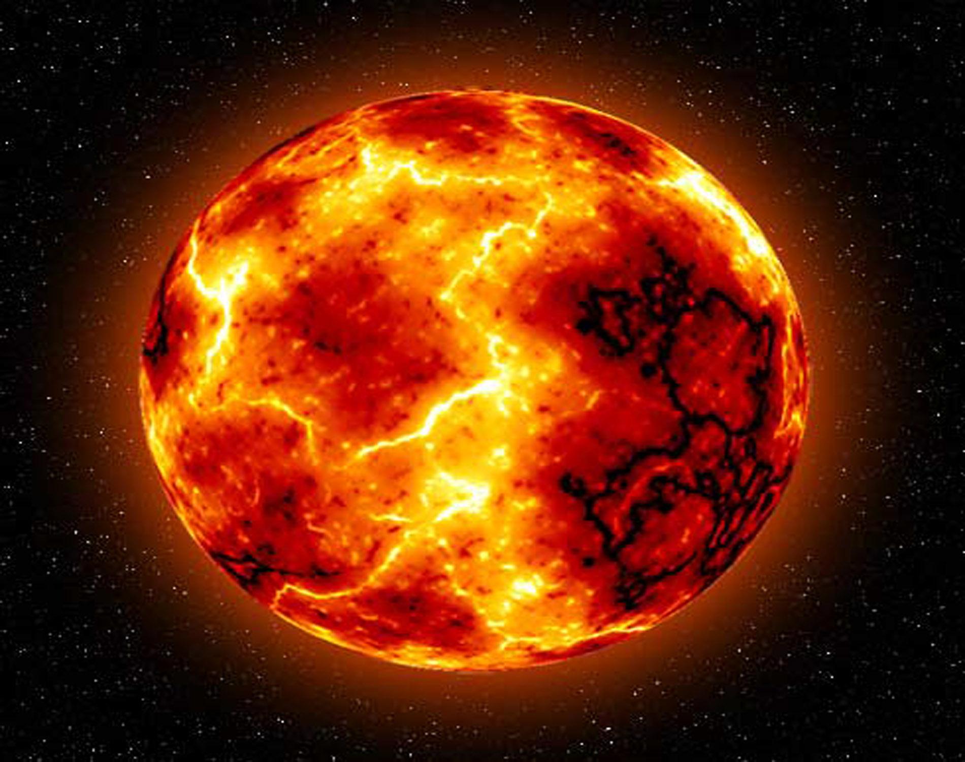 Güneşte Birgün Söner Mi?