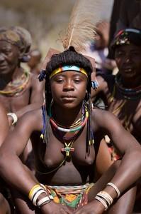 afrika kızları